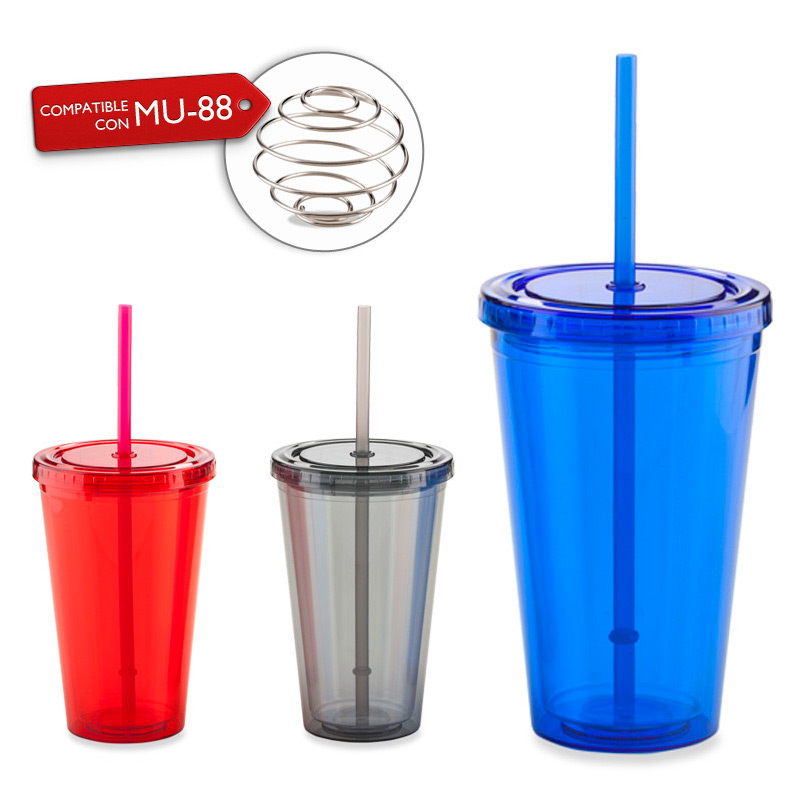 Vaso Pitillo Snook 460ml
