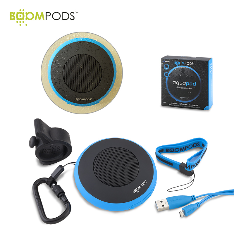 Speaker Bluetooth Aquapod - Boompods