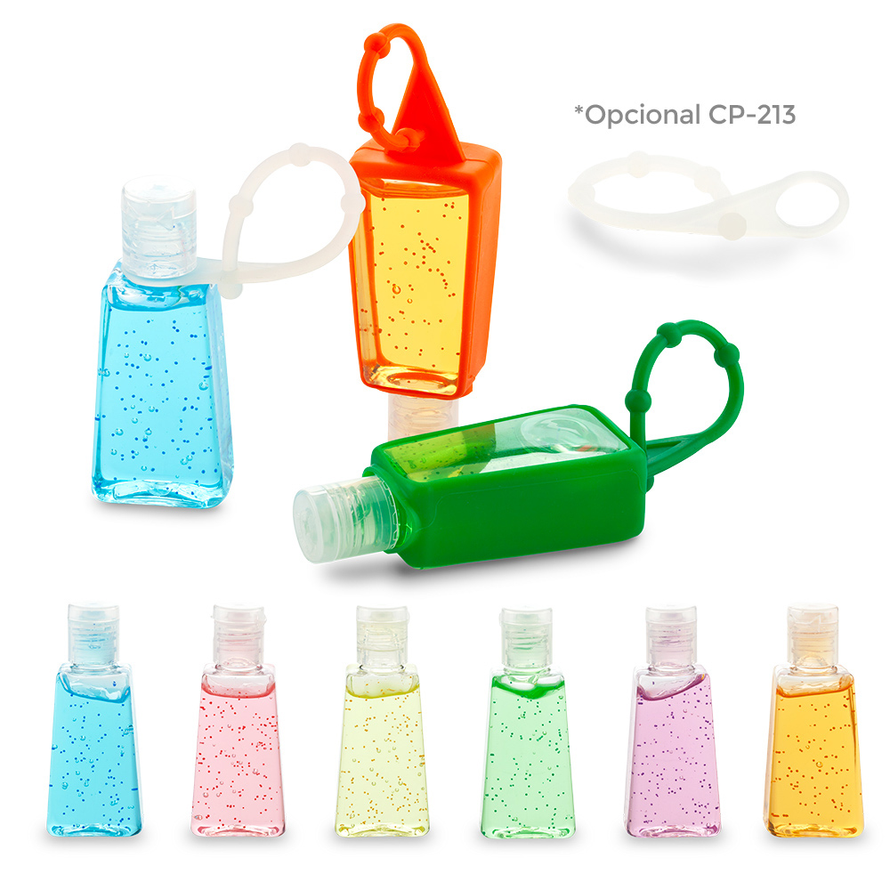 Gel Antibacterial Color Bubbles 30ml NUEVO